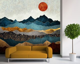 SpaceFrog Designs Wall Murals & Wallpaper