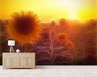 Light Bright Greetings Mural Wallpaper Wall Murals Wallpaper