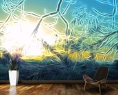 Light Frost wall mural kitchen preview