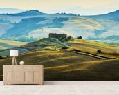 San Quirico d´Orcia, Italy wall mural living room preview