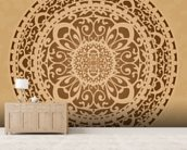 Oriental Decoration mural wallpaper living room preview