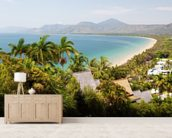 Port Douglas wall mural living room preview