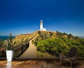 Byron Bay Lighthouse wall mural kitchen preview