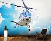 Helicopter Landing wall mural kitchen preview