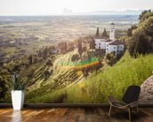 Italian Vineyards wall mural kitchen preview