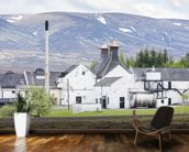 Dalwhinni Distillery, Scotland wall mural kitchen preview