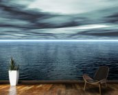 Calm Water mural wallpaper kitchen preview