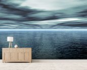 Calm Water mural wallpaper living room preview