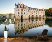 Loire - Chateau de Chenonceau mural wallpaper kitchen preview