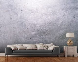 Brushed Metal Texture Wallpaper Wall Murals