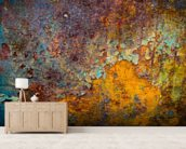 Core of Corrosion wall mural living room preview