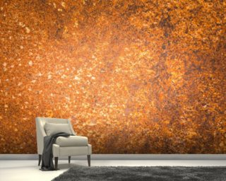 Rust Surface wall mural