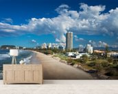 Burleigh Heads, Gold Coast wall mural living room preview