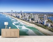 Gold Coast, Queensland wallpaper mural living room preview