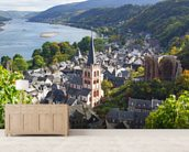 Rhine Valley wall mural living room preview