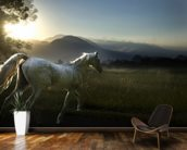 ArabHorse wall mural kitchen preview