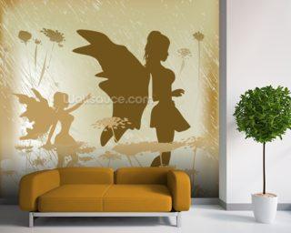 Fairy Wallpaper Wall Murals Wallsauce USA