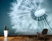 Dandelion wall mural kitchen preview