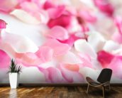 Rose Petals wall mural kitchen preview