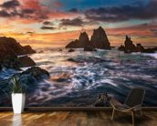 Dance with Light wall mural kitchen preview