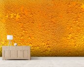 Beer mural wallpaper living room preview