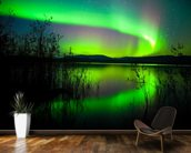 Northern Lights Mirror wall mural kitchen preview