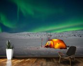 Northern Lights Experience wall mural kitchen preview