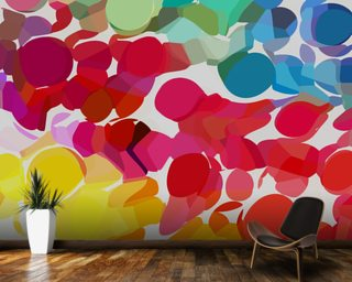 Inspiration wallpaper mural