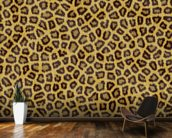 Leopard Skin wallpaper mural kitchen preview