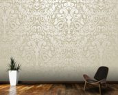 Silver - Wallpaper wall mural kitchen preview