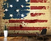 Independence Day mural wallpaper kitchen preview