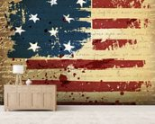 Independence Day mural wallpaper living room preview