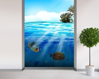 Fish Wall Murals Wallpaper