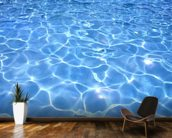Swimming Pool mural wallpaper kitchen preview