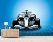Racing Car wallpaper mural living room preview