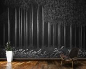 Afforestation mural wallpaper kitchen preview