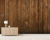 Wood Texture Natural Finish wallpaper mural living room preview