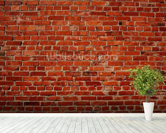 Brick Wall Wall Paper