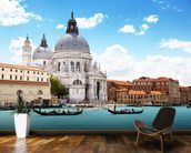 Basilica Santa Maria della Salute wallpaper mural kitchen preview