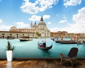 Grand Canal Gondola wall mural kitchen preview