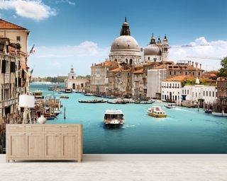 The Grand Canal, Venice wallpaper mural