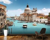 The Grand Canal, Venice wallpaper mural kitchen preview