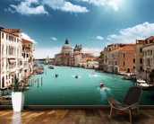 Venice Grand Canal wall mural kitchen preview