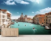 Venice Grand Canal wall mural living room preview