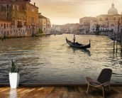 Venice Gondolier wall mural kitchen preview