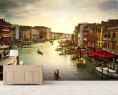 Grand Canal wall mural living room preview