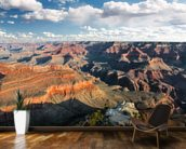Grand Canyon mural wallpaper kitchen preview