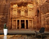 Petra, Jordan wall mural kitchen preview
