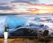Ice Beach wall mural kitchen preview