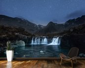 The Fairy Pools wall mural kitchen preview